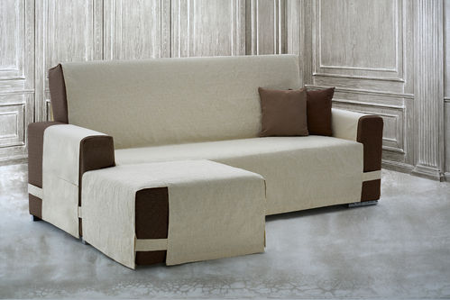 SOFA COVER with PENINSULA - VIENNA